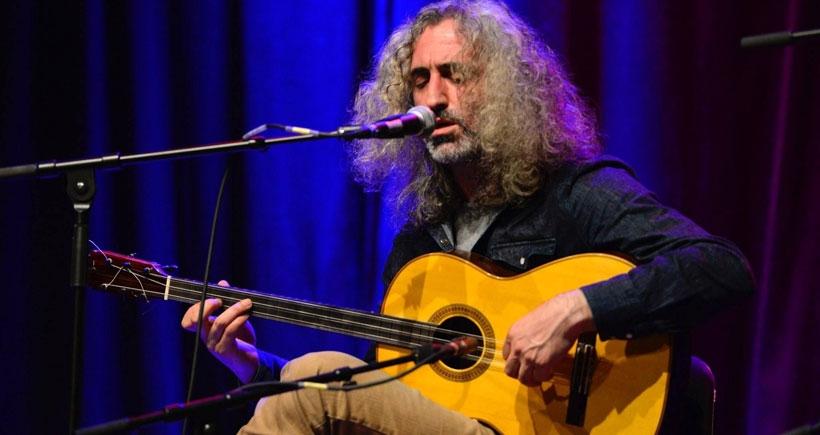 Ahmet Aslan  yeni enstrümanı ile konser  verecek