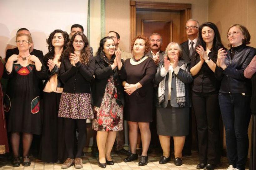 HDP Ankara vekil adayları tanıtıldı