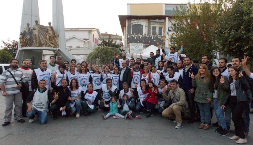 Bakırköy Belediyesinde işçiler kazandı, grev sona erdi