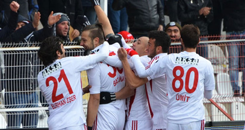 Medicana Sivasspor: 1 - Balıkesirspor: 1