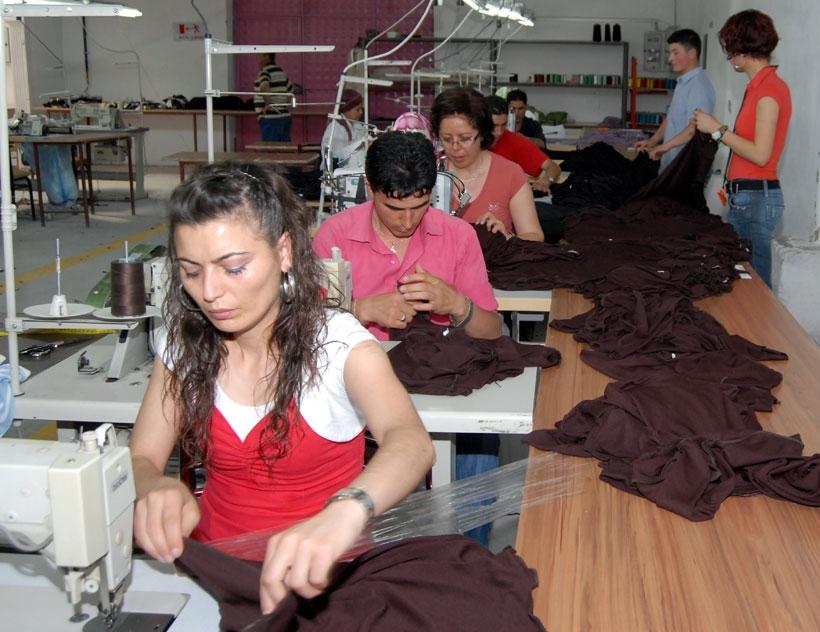 Çorlu Tekstil işçileri  1 Mayıs'a hazırlanıyor