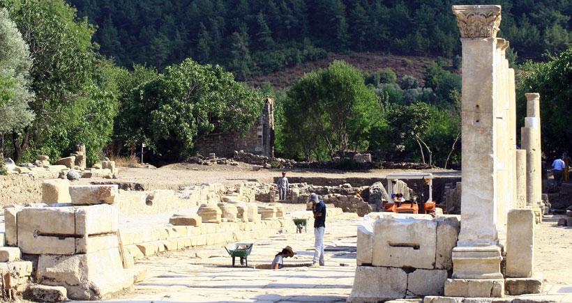 Stratonikeia UNESCO listesinde