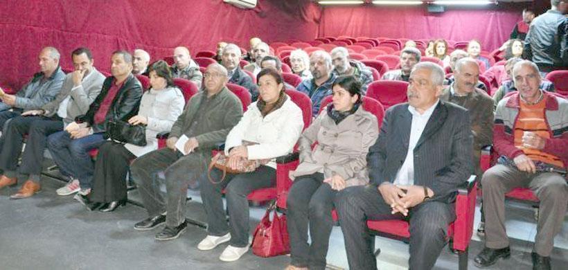 Dersim'de  Travma ve Yüzleşme film günleri