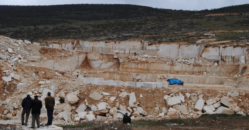Köylü ocağı kapattı  şirket suya göz dikti