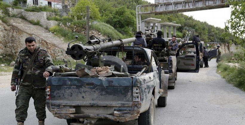 Nusra ve müttefikleri, Cisr eş Şuğur'u ele geçirdi