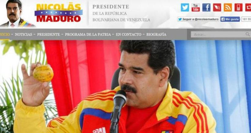 Venezuela liderine mango fırlatan kadına ne oldu?