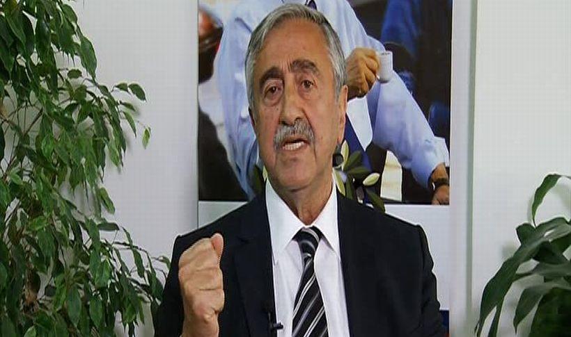 KKTC'nin yeni Cumhurbaşkanı Akıncı, Erdoğan'a karşı dik durdu