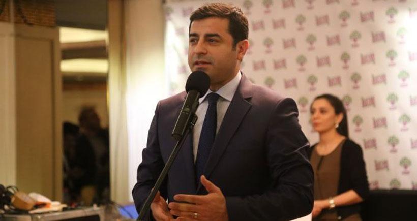 Demirtaş: O mührü HDP'ye bastığınızda bu kölelik bitecek