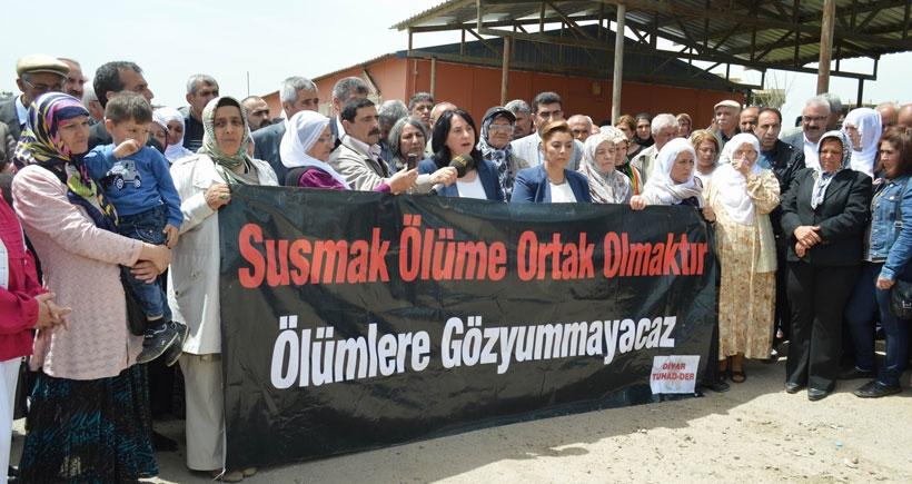 'YPJ/YPG'lilerin tutuklanması hukuk dışı'