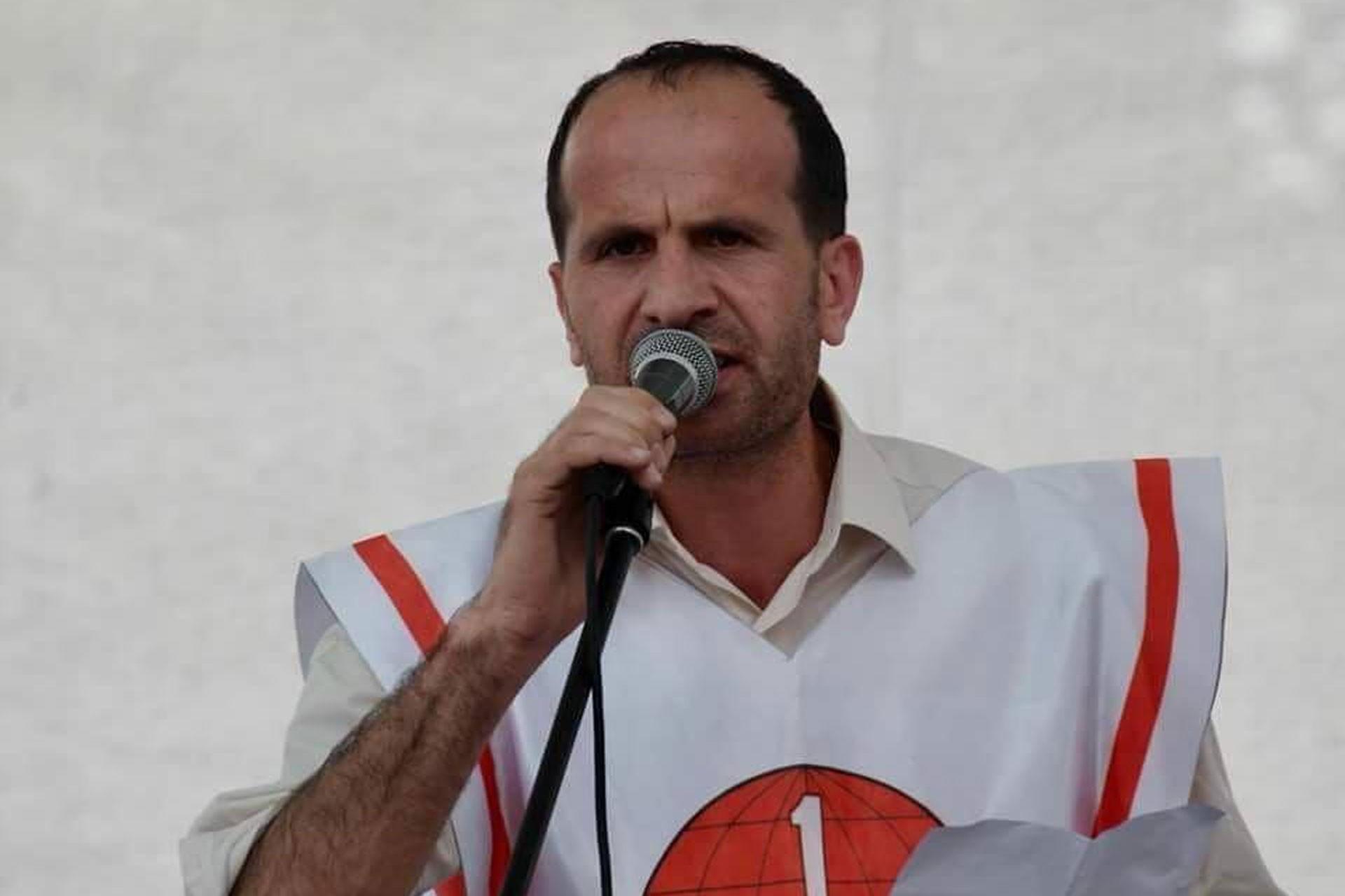 KHK ile ihraç edilen kamu emekçisi Sinan Ok