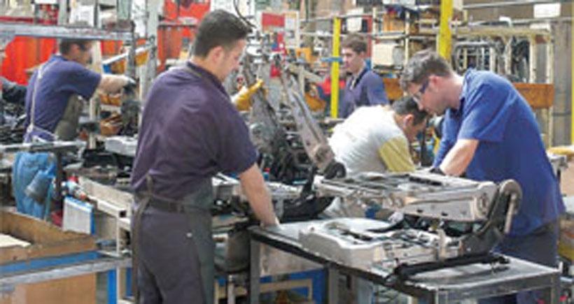 Bursa'daki Orau Nobel Otomotiv işçileri: Temsilcimizi biz seçeceğiz