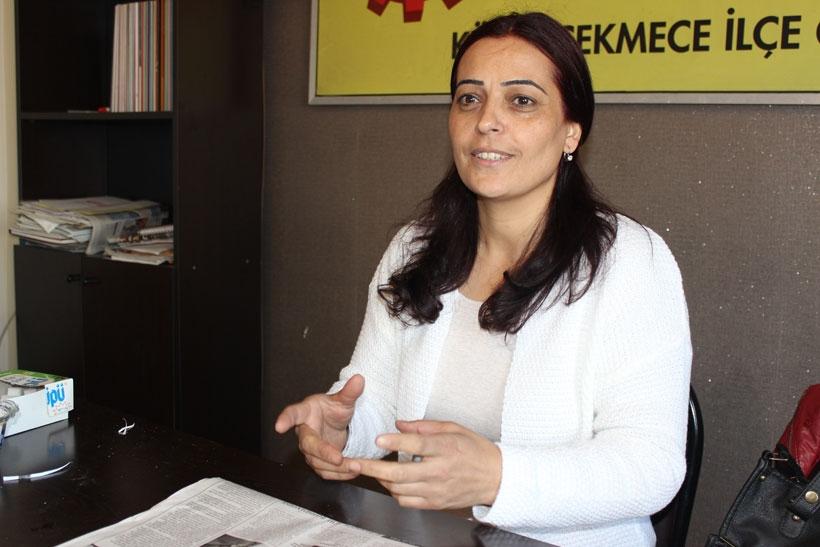 HDP Adayı Sevgi Yalçın: Daha fazla işçi politika yaptığında bu ülke değişecek