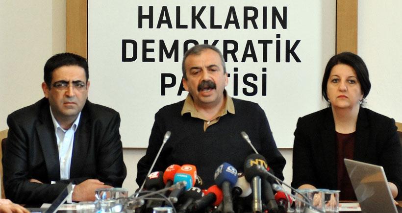 Sırrı Süreyya Önder, HDP'nin üç illegal faaliyetini açıkladı