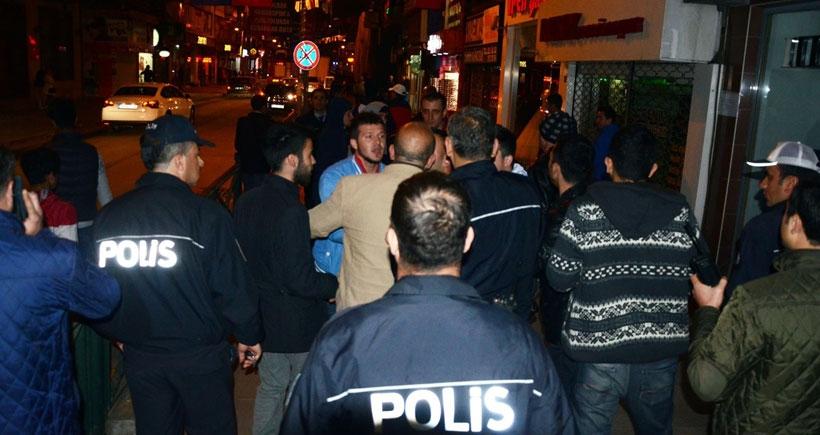 Zonguldak'ta HDP bayrağı indirildi