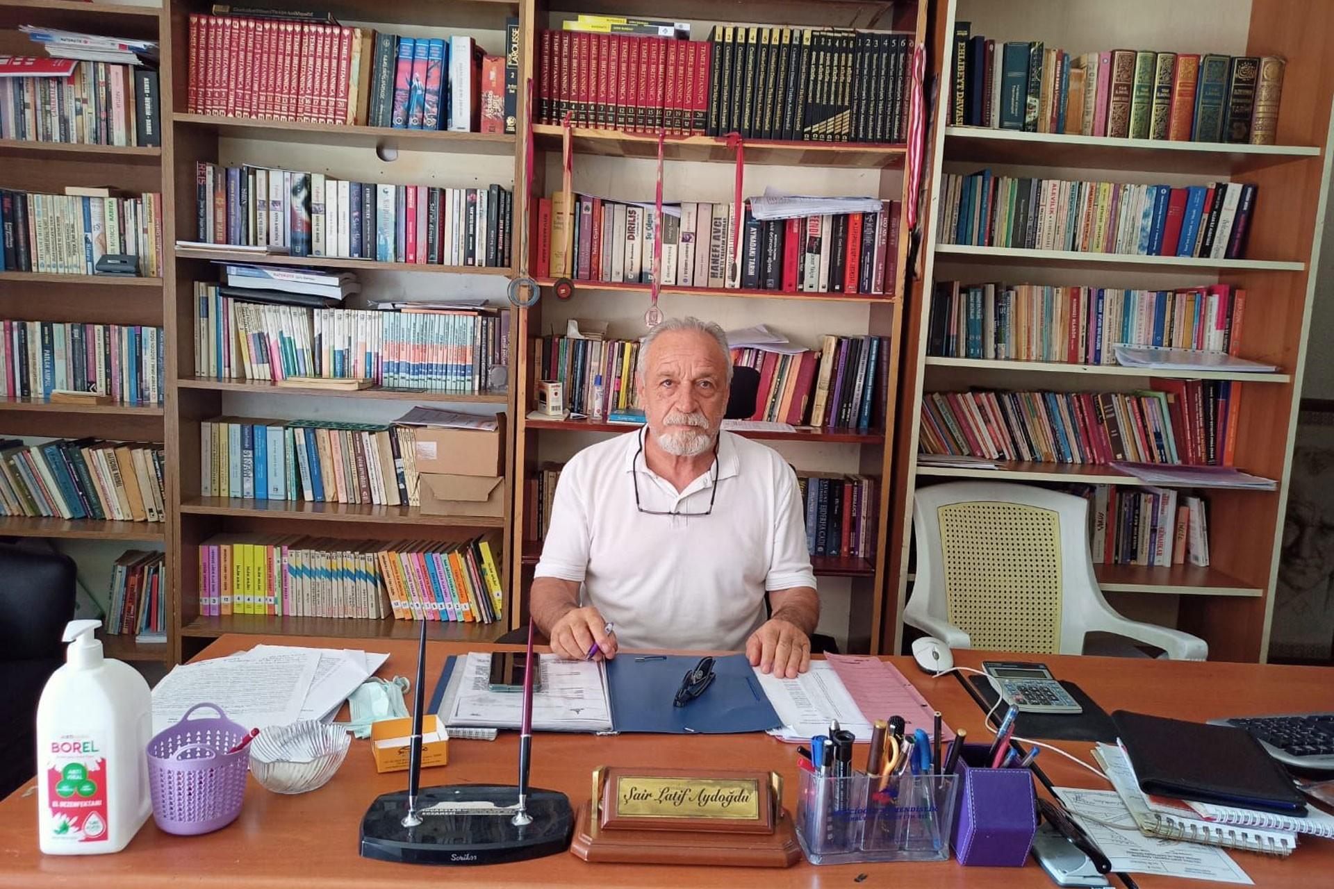 Gültepe Semti Kentsel Dönüşüm Yardımlaşma ve Dayanışma Derneği Başkanı Latif Aydoğdu