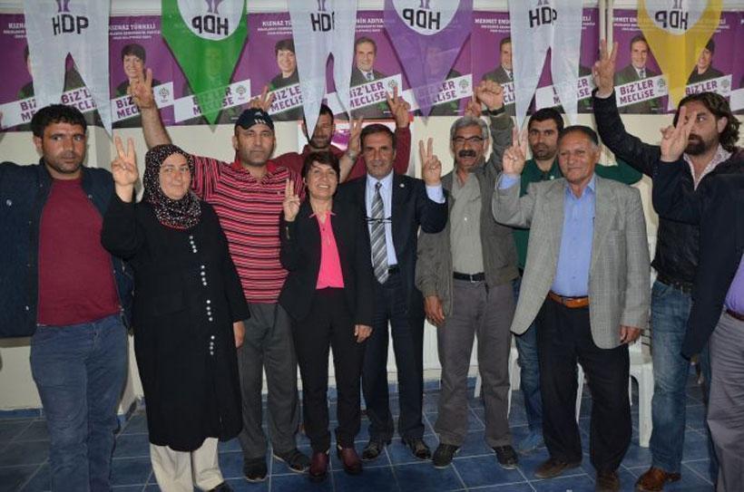 AKP'den HDP'ye toplu katılım