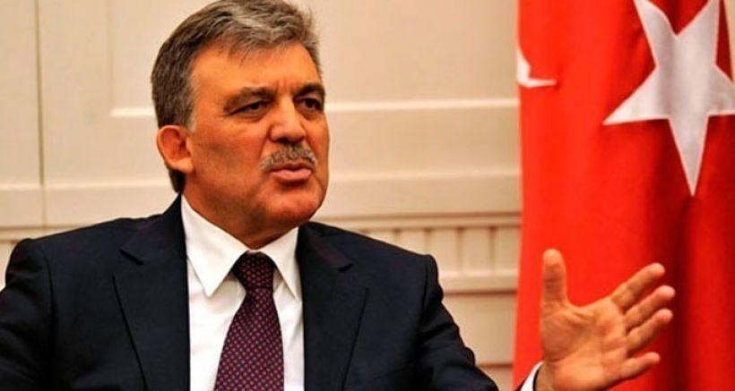Gül'den Davutoğlu'ya yanıt: Benim de zihnim berrak