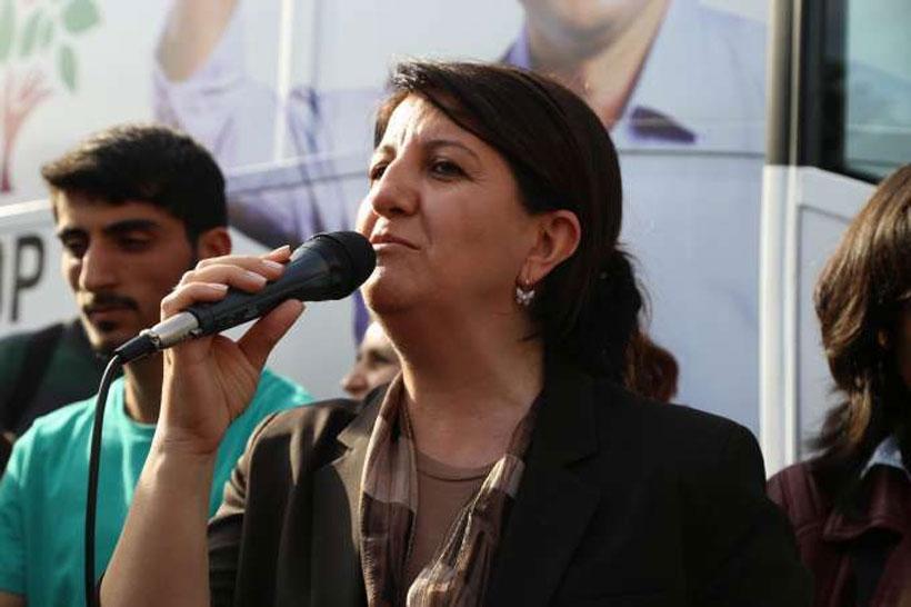 Buldan: Halklar 7 Haziran'da özgürlük mührünü vuracak