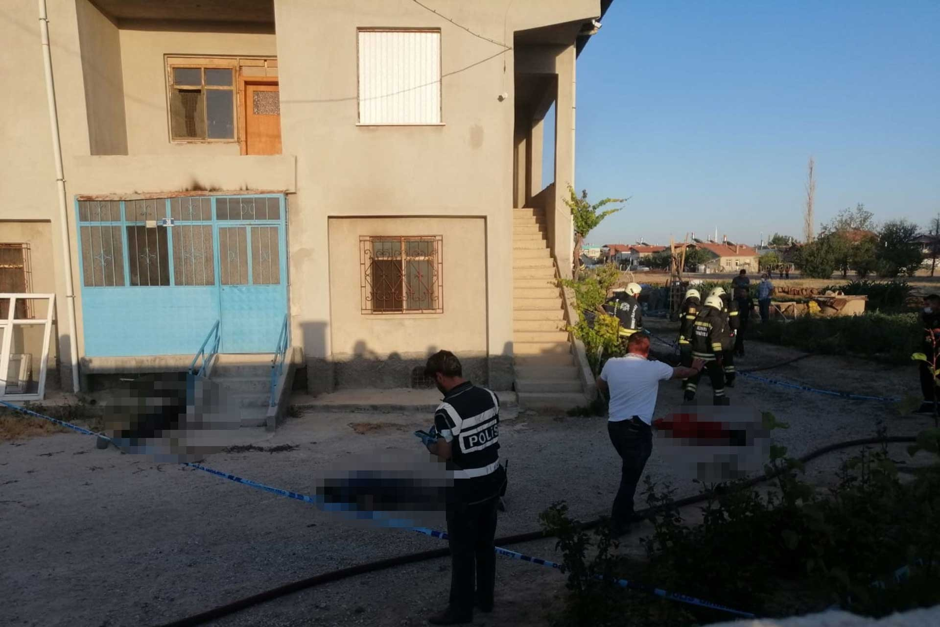 7 Kurds from the same family brutally killed in a racist attack at their home