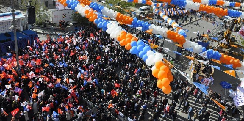 AKP, Ağrı'da da hüsrana uğradı