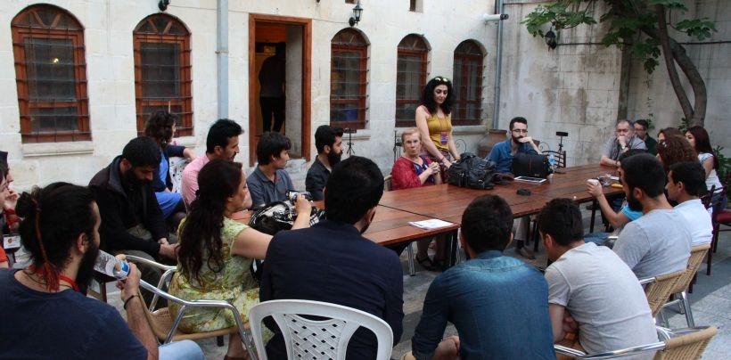 Nar Film Festivalinde yazlık sinema keyfi