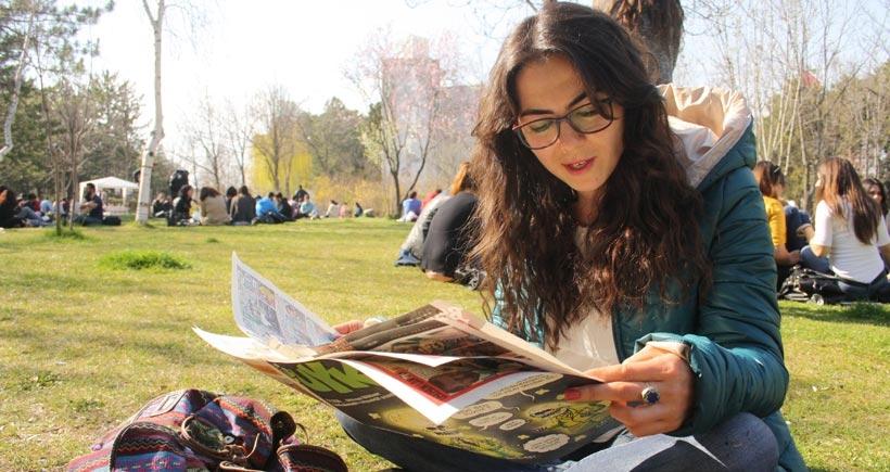 Türkiye'nin en genç milletvekili adayı: Gençliğin temsil hakkı her alanda olmalı