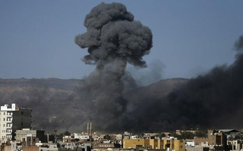 Suudi uçakları ateşkese saatler kala saldırılarını sürdürüyor