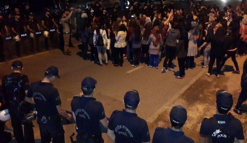 Üniversite öğrencilerini taciz eden zanlı tutuklandı