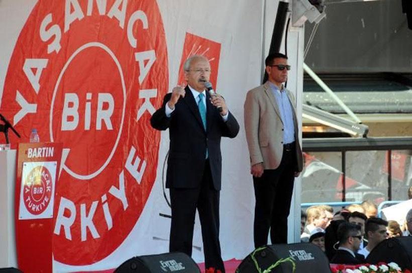 Kılıçdaroğlu: AKP döneminde refah, gelir, kar bir avuç insanın elinde toplandı