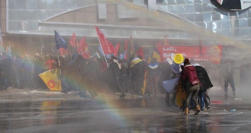 Anayasa Mahkemesi: Toplu gösteriye polis müdahalesi hak ihlalidir
