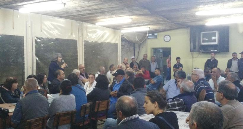 Selma Gürkan: AKP darbe yasalarına yaslanmaya devam ediyor
