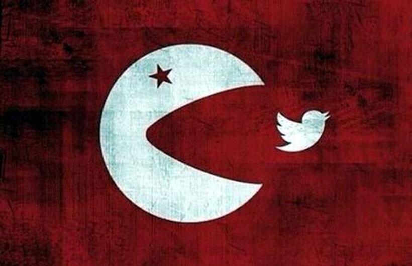 Nor Zartonk'un twitter hesabına sansür