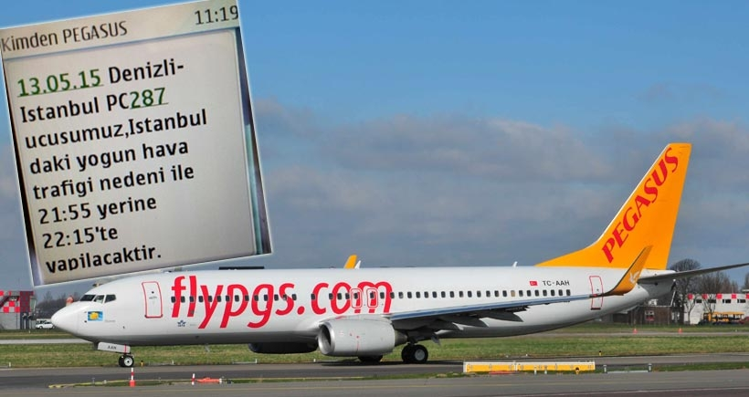 Başbakan uçağı bekletti, Pegasus yalan söyledi