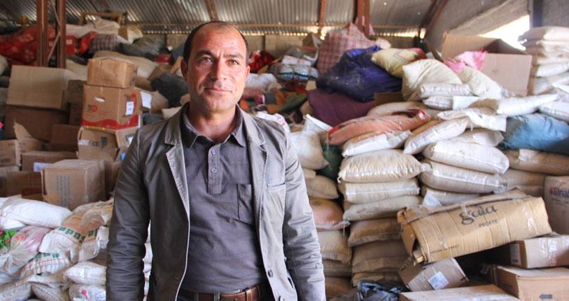Suruç'taki Kobanêliler için destek çağrısı