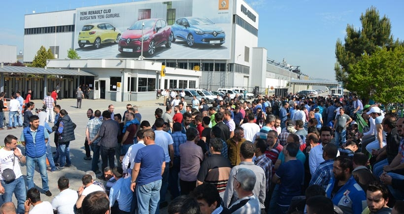 MESS ve Türk Metal, işçilerin talebini 'yasa dışı' buldu