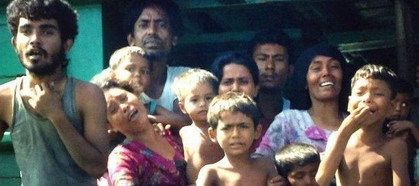 Hiçbir ülkenin kabul etmediği göçmenler denizin ortasında açlıktan öldü!
