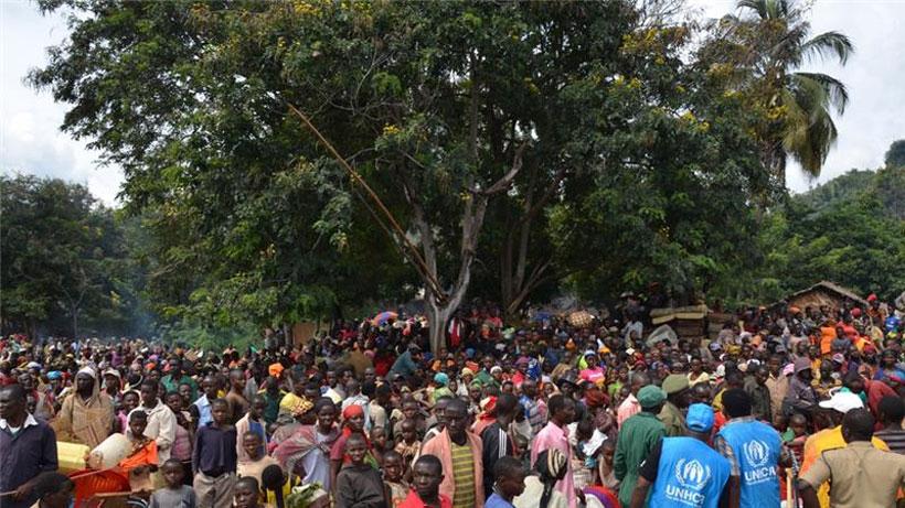 Burundi'den Tanzanya'ya göç dalgası