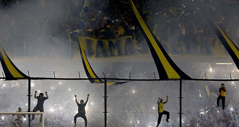 Boca Juniors kupadan ihraç edildi