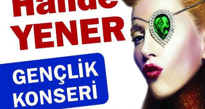 MHP'li Mersin Belediyesi, bu akşamki konseri erteledi