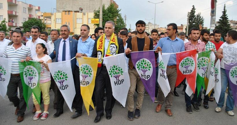 CHP Adıyaman Eski İl Başkanı, 200 kişiyle HDP'ye katıldı