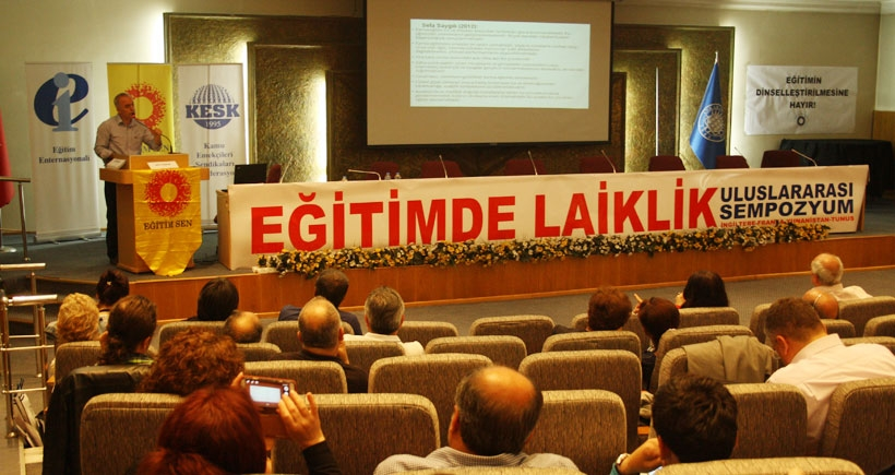'Karma eğitim toplumun değil, iktidarın gündemi'