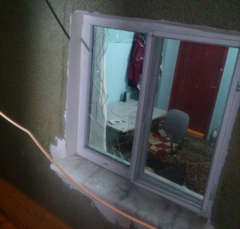 Karabük'te HDP'li öğrencilerin evine silahlı saldırı