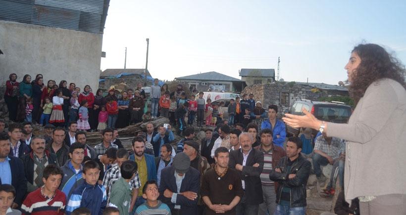 Tuncel: HDP, barajı aşarsa AKP için felaket olur