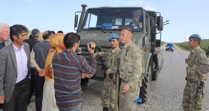 HDP'den askere suçüstü