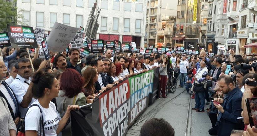 'Kamp Armen gerçek sahiplerine iade edilsin'