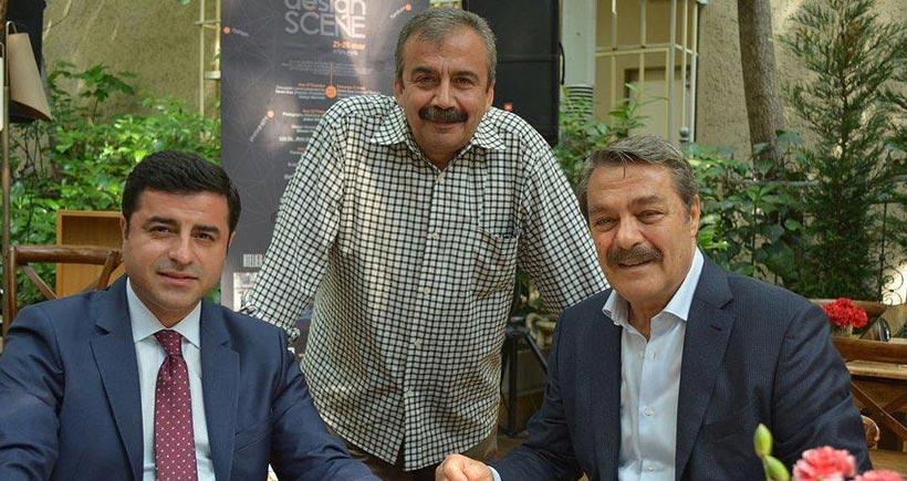 Kadir İnanır'dan HDP'ye destek çağrısı