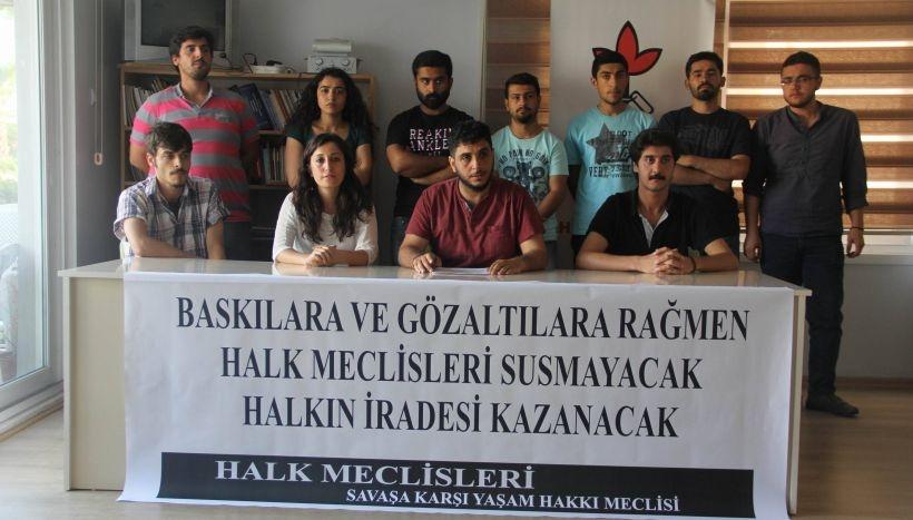 Savaş karşıtı Hasan Özgün serbest bırakıldı