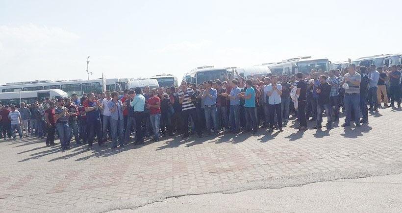 Bursa'daki direnişin ateşi Bolu'ya ulaştı