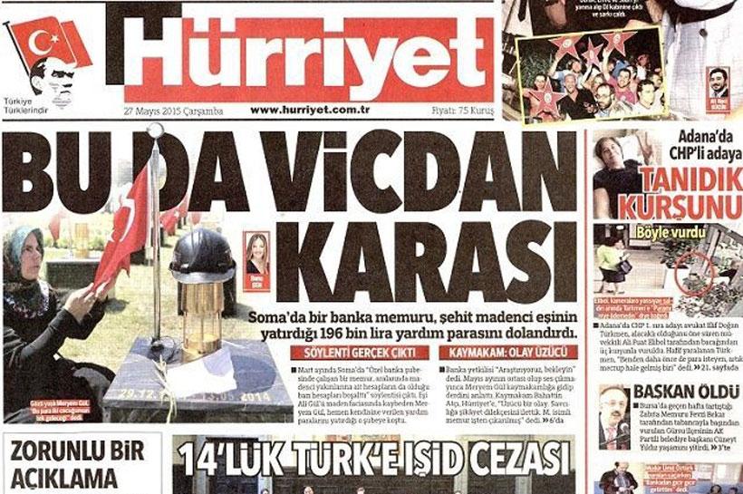 Hürriyet'ten 'zorunlu' açıklama