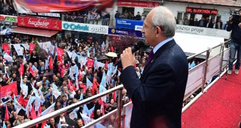 Kılıçdaroğlu: Bırak çerez parasından biraz emekliye verelim
